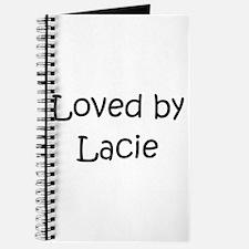 Cute Lacie Journal