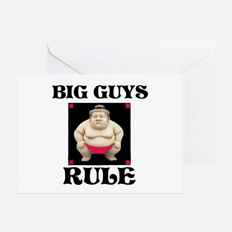 WE RULE ! Greeting Card