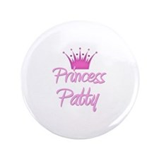 "Princess Patty 3.5"" Button"