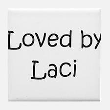Unique Laci Tile Coaster