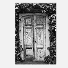 Carmel Garden Door Postcards (Package of 8)