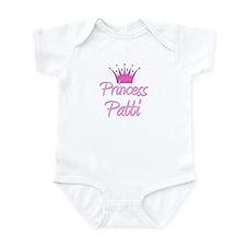Princess Patti Infant Bodysuit