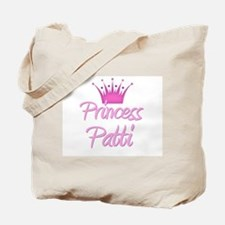 Princess Patti Tote Bag