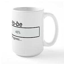 Download Nanny to Be Coffee Mug