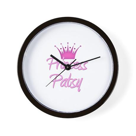 Princess Patsy Wall Clock