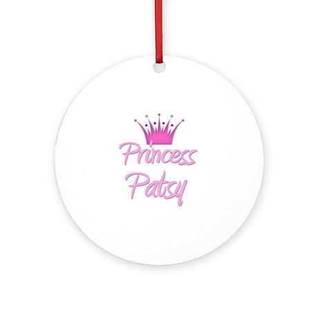 Princess Patsy Ornament (Round)