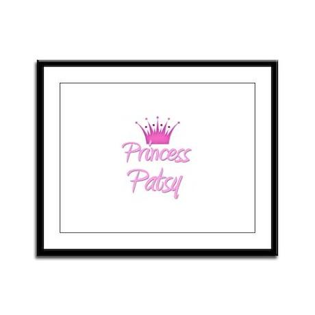 Princess Patsy Framed Panel Print