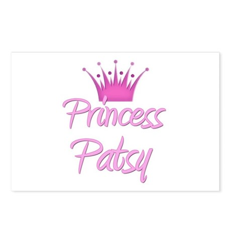 Princess Patsy Postcards (Package of 8)