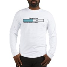 Download Oma to Be Long Sleeve T-Shirt