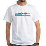 Download PapPap to Be White T-Shirt