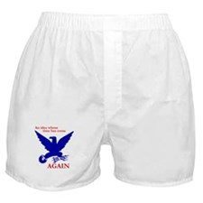 New Deal Eagle Boxer Shorts