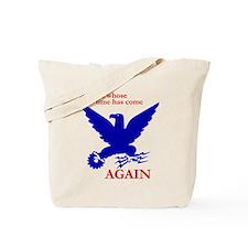 New Deal Eagle Tote Bag