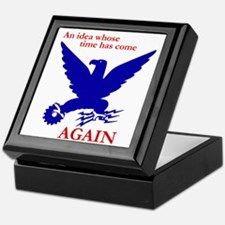 New Deal Eagle Keepsake Box