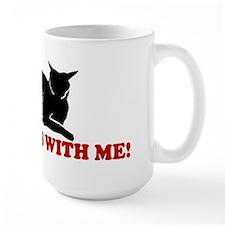 DON'T MESS WITH ME CAT SHIRT Mug