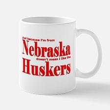 Nebraska Huskers Mug