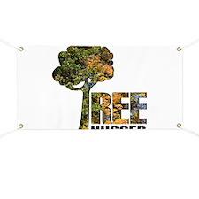 Tree Hugger Banner