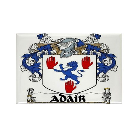 Adair Coat of Arms Rectangle Magnet (10 pack)
