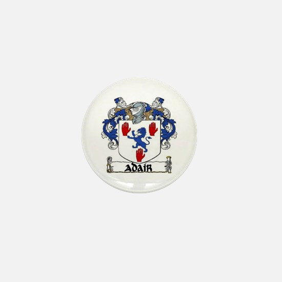 Adair Coat of Arms Mini Button (10 pack)