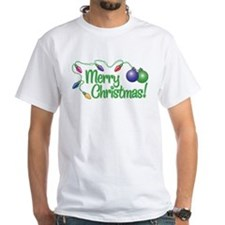 MERRY CHRISTMAS! (Lights) Shirt