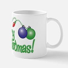 MERRY CHRISTMAS! (Lights) Mug