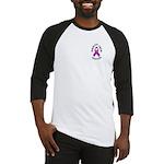 Pancreatic Cancer Survivor Baseball Jersey