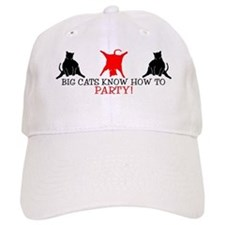 BIG CATS KNOW HOW TO PARTY SAVE SKITTLES SHIRT Baseball Cap