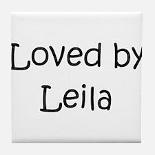 Unique Leila Tile Coaster