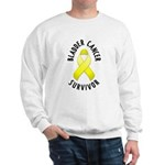 Bladder Cancer Survivor Sweatshirt