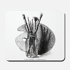 Artsy Mousepad