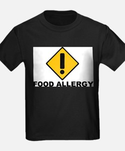 foodallergies4.tif T-Shirt