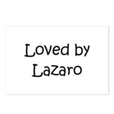 Cute Lazaro's Postcards (Package of 8)
