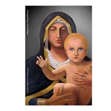 Madonna and Child Postcards (8-pack)