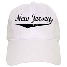 New Jersey Baseball Cap