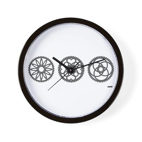 Three Chainrings rhp3 Wall Clock