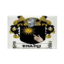 Brady Coat of Arms Magnets (10 pack)