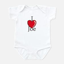 Joe the Plumber Infant Bodysuit