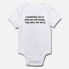 Tree Stand Infant Bodysuit