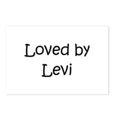 Cute Levi Postcards (Package of 8)