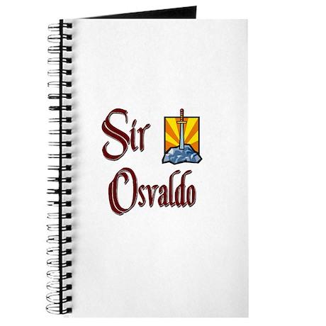 Sir Osvaldo Journal
