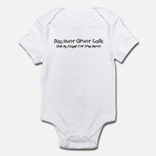 Grunt Calls Infant Bodysuit