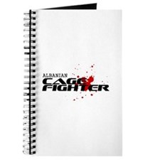 Albanian Cage Fighter Journal