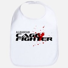 Albanian Cage Fighter Bib