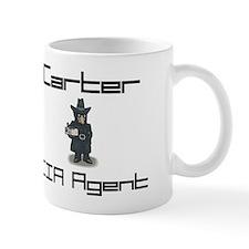 Carter - CIA Agent Mug