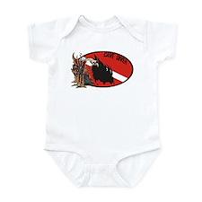 New CAVE DIVER Infant Bodysuit