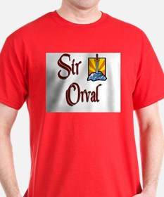 Sir Orval T-Shirt