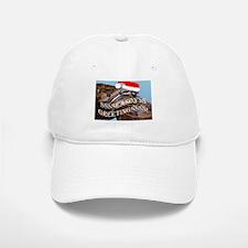 Santa Snake Baseball Baseball Cap