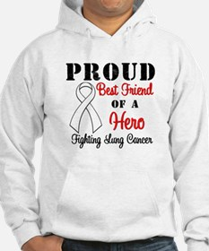 ProudBFLungCancer Hero Jumper Hoody