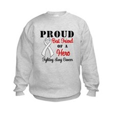 ProudBFLungCancer Hero Sweatshirt