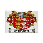 O'Brien Coat of Arms Rectangle Magnet (10 pack)