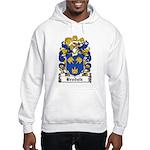 Brodzik Family Crest Hooded Sweatshirt
